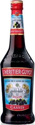 Ликер «L'Heritier Guyot Creme De Cassis»