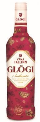 Ликер «Vana Tallinn Glogi»