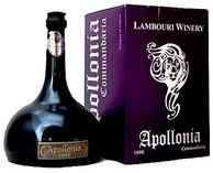 Вино белое сладкое «Lambouri Winery Commandaria Apollonia» в подарочной упаковке