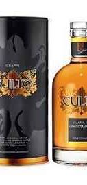 Граппа выдержанная «Culto di Moscato» в подарочной упаковке