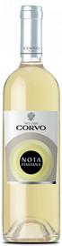 Вино белое полусухое «Corvo Nota Italiana» 2018 г.