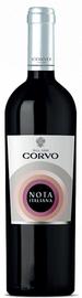 Вино красное полусухое «Corvo Nota Italiana » 2018 г.