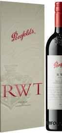 Вино красное сухое «Penfolds RWT Shiraz» 2016 г. в подарочной упаковке