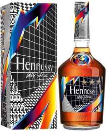 Коньяк французский «Hennessy VS Limited Edition by Felipe Pantone» в подарочной упаковке