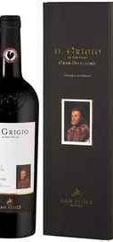 Вино красное сухое «San Felice Il Grigio Gran Selezione Chianti Classico» 2015 г. в подарочной упаковке