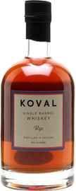 Виски американский «Koval Single Barrel, 0.5 л»