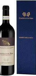Вино красное сухое «Chianti Classico Vigneto Bellavista» 2015 г. в подарочной упаковке