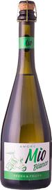 Вино игристое белое полусладкое «Amore Mio Bianco Semi-Dolce, 0.75 л»