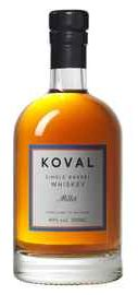 Виски американский «Koval Single Barrel Millet, 0.5 л»