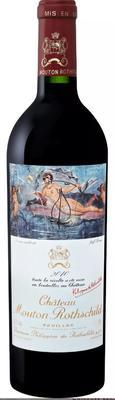 Вино красное сухое «Chateau Mouton Rothschild Premier Grand Cru Classe Pauillac» 2010 г.