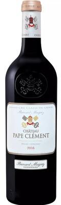 Вино красное сухое «Chateau Pape Clement Grand Cru Classe De Graves Pessac Leognan» 2016 г.