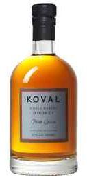 Виски американский «Koval Four Grain Whiskey, 0.5 л»