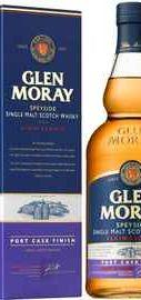 Виски шотландский «Glen Moray Single Malt Elgin Сlassic Port Cask Finish» в подарочной упаковке