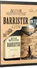 Джин «Barrister Old Tom» в подарочной упаковке