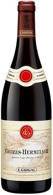 Вино красное сухое «E Guigal Crozes-Hermitage Rouge, 0.75 л» 2016 г.
