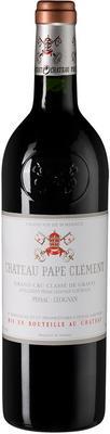 Вино красное сухое «Chateau Pape Clement Pessac-Leognan Grand Cru Classe de Graves » 1993 г.