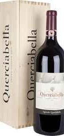 Вино красное сухое «Chianti Classico Querciabella» 2015 г., в деревянной подарочной упаковке