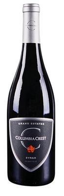 Вино красное полусухое «Columbia Crest Grand Estates Syrah» 2017 г.
