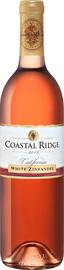 Вино розовое полусладкое «Coastal Ridge White Zinfandel Napa Valley» 2018 г.