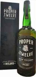 Виски ирландский «Proper Twelve» в подарочной упаковке