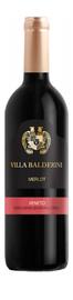 Вино красное сухое «Villa Balderini Merlot Veneto» 2018 г.