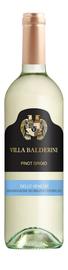 Вино белое сухое «Villa Balderini Pinot Grigio Delle Venezie» 2018г.