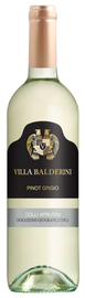 Вино белое сухое «Villa Balderini Pinot Grigio Colli Aprutini» 2018г.