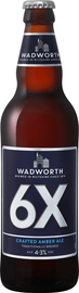 Пиво «Wadworth 6X Crafted Amber Ale»
