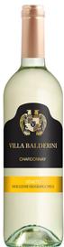 Вино белое сухое «Villa Balderini Chardonnay» 2018 г.