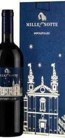 Вино красное сухое «Donnafugata Mille e una Notte Contessa Entellina» 2016 г. в подарочной упаковке