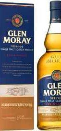 Виски шотландский  «Glen Moray Single Malt Elgin Сlassic Chardonnay Cask Finish» в подарочной упаковке