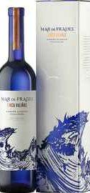 Вино белое сухое «Mar de Frades Finca Valinas Albarino Atlantico Crianza Sobre Lias Rias Baixas» 2015 г. в подарочной упаковке
