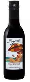 Вино красное сухое «Кубань Красностоп Морской Бриз»