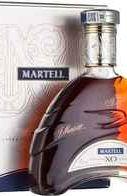 Коньяк французский «Martell XO Extra Old, 0.35 л» в подарочной упаковке