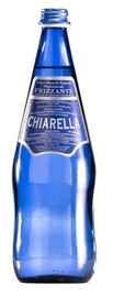 Вода «Mineral Still Water Chiarella In Blue Glass Bottle»