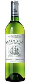 Вино белое сухое «Pessac Leognan Chateau Malartic Lagraviere Blanc» 2015 г.