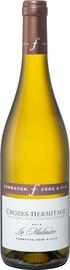 Вино белое сухое «La Matiniere Crozes Hermitage Ferraton Pere & Fils» 2017 г.