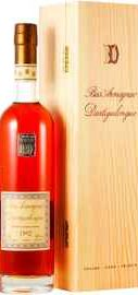 Арманьяк «Dartigalongue Bas Armagnac 1992» в деревянной подарочной упаковке