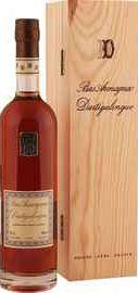 Арманьяк «Dartigalongue Bas Armagnac 1986» в деревянной подарочной упаковке