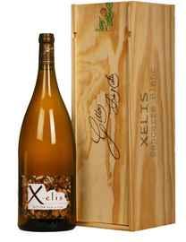 Вино белое сухое «Gitton X-Elis Sauvignon» 2008 г.