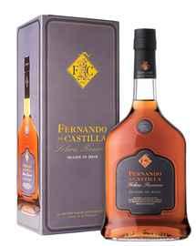 Бренди «Fernando De Castilla Brandy Solera Reserva» в подарочной упаковке