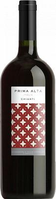 Вино красное сухое «Chianti Prima Alta» 2018 г.