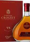Коньяк французский «Croizet VS Cognac in decanter » в подарочной упаковке