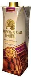 Вино столовое красное полусладкое «Монастырская трапеза Изабелла (Тетра Пак)»