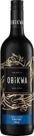Вино красное сухое «Obikwa Pinotage» 2018 г.