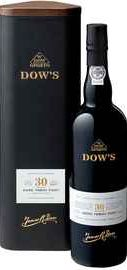 Портвейн «Dow's Old Tawny Port 30 Years» в тубе