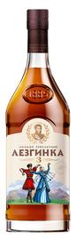 Коньяк российский «Лезгинка 3 года»