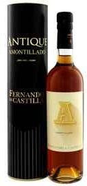 Херес «Fernando De Castilla Antique Amontillado»