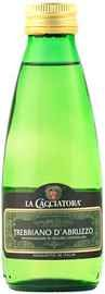 Вино белое сухое «La Cacciatora Trebbiano d'Abruzzo» 2018 г.