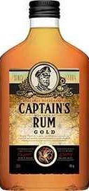 Ликер «Капитанский Ром Голд»